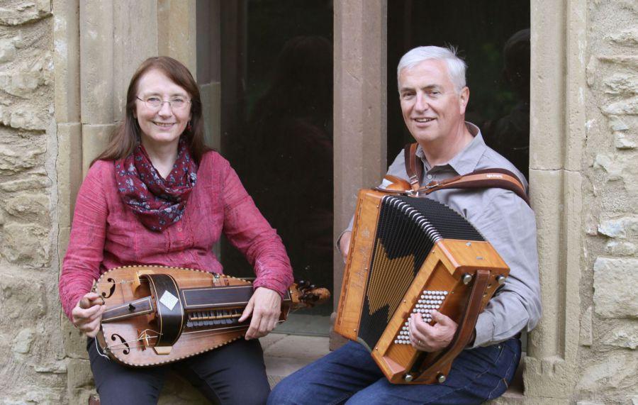 Keith Macdonald und Ange Hauck