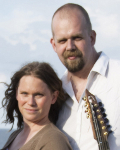 Anders und Maria Larsson