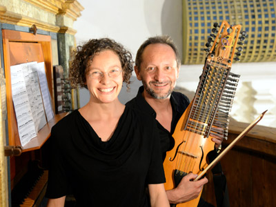 Eva-Maria Rusche und Marco Ambrosini